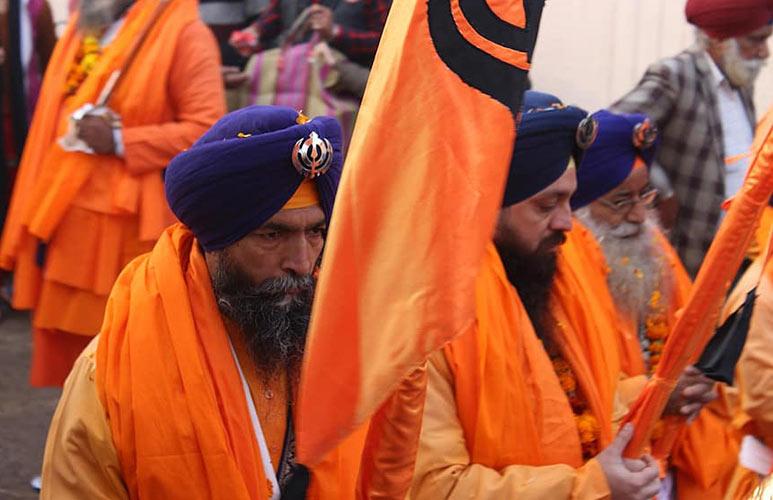 Sikhism religion