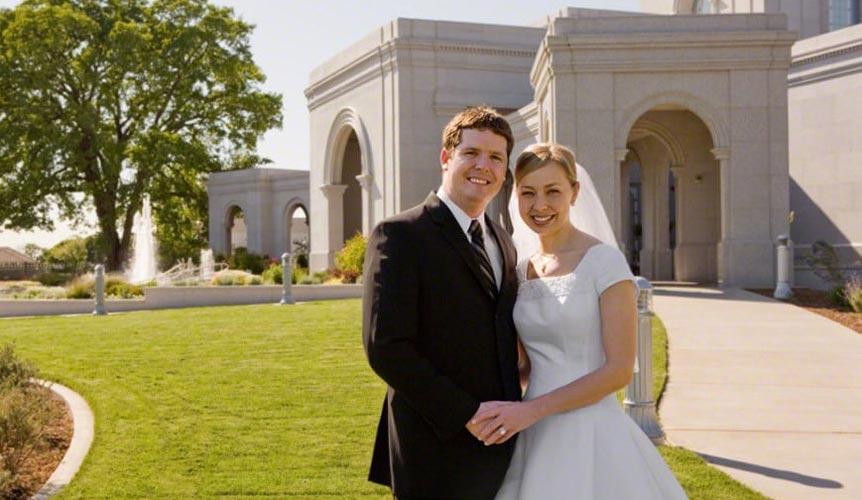 Mormon marriage