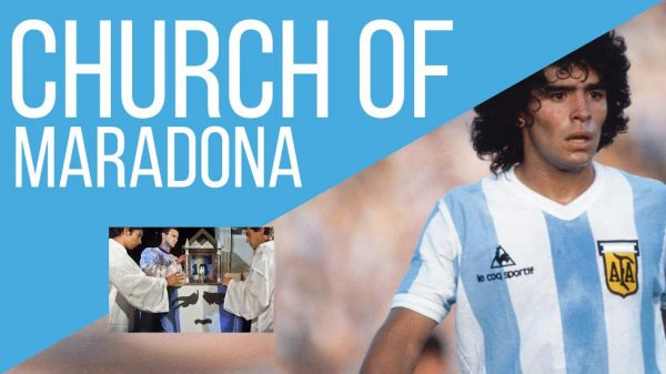 Maradona religion | All about The Church of Maradona