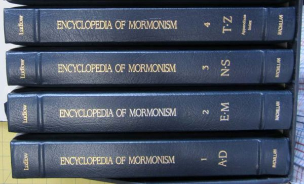 Encyclopedia of Mormonism | Background and What does it contain?